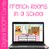 French Areas Inside and Outside of the School Digital Boom