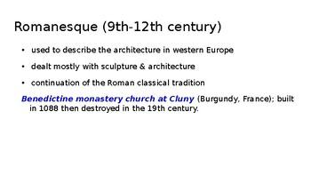 French Art History