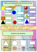French art, shapes, colors booklet for pre-intermediate
