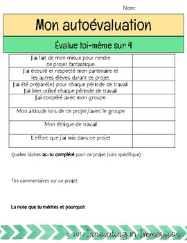 French Auto Evaluation!