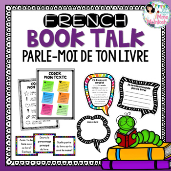 French Book Talk Parle Moi De Ton Livre