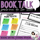 French BOOK TALK / Parle-moi de ton livre!