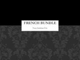 French BUNDLE : Futur Antérieur (Future Perfect) activities