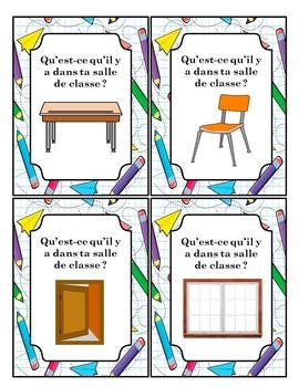 French Back to School Bundle: La Rentrée Scolaire Unit Plan (7th to 12th)