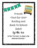 French Back to School Fun Pack!