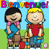 French Immersion Back to School Pack