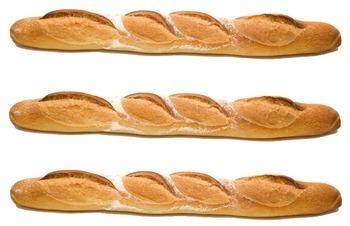 French Baguette Bread Bulletin Board Boarder 11x17