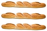 French Baguette Bread Bulletin Board Boarder 11x17