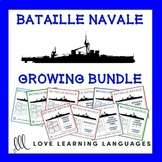 French Bataille Navale Games - French Battleship Games Gro