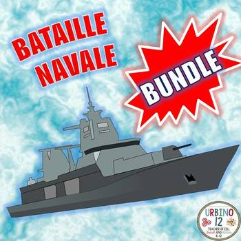 French Battleship BUNDLE