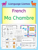 French Bedroom Vocabulary - Ma Chambre