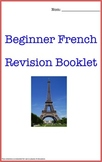 French Beginners Revision Booklet