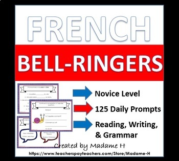 French Bell-Ringers Novice Level