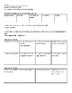 French Bien dit 1 chapter 2-2 vocabulary and grammar notes/ worksheets/practice