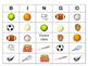 French Bingo Bundle – 5 French Vocabulary Bingo Games