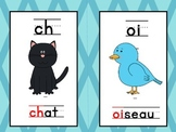 French Blends Posters/French Phonics Posters/Affiches des sons