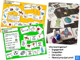 French Board Games: Les Sports