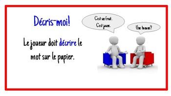 French BoardGame/Jeu de société en français