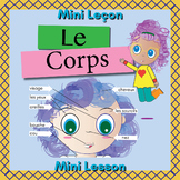French Body (Le Corps) Booklet