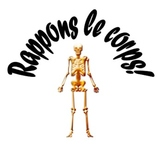 """French Body Parts Rap: """"Rappons le corps!"""""""
