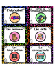 French Book Bins Labels for Classroom Library - 54 ÉTIQUETTES DE LIVRES