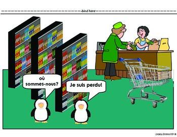 French Book about Settings les lieux : Je suis perdu, où sommes nous?