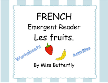 French Books - Les fruits