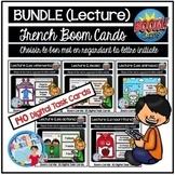 Compréhension de lecture - French Reading Comprehension - Boom cards Bundle