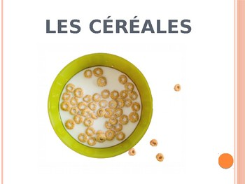 French Breakfast Powerpoint
