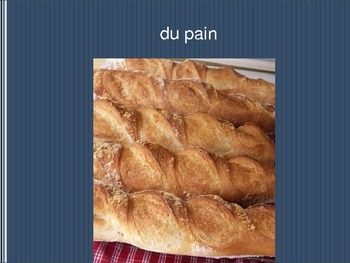 French Breakfast Vocabulary