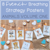 French Animal Breathing Strategy Posters VOLUME 1// Create