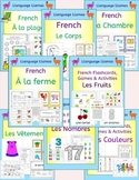 French Bundle - clothing, body, at the beach, bedroom, colors and more