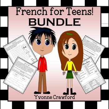 French Bundle - Growing Endless Bundle en Français