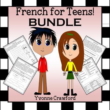 French Bundle - Growing Endless Bundle en Français