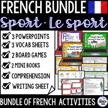French Bundle: Les Sports