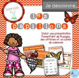 French Butterflies science unit/ Les papillons {sciences}