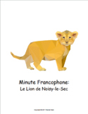 French CI current event story: Le Lion de Noisy-le-Sec, sl