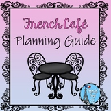 French Cafe Planning Guide Ontario Core French