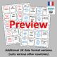 French Dates Activities (Quelle est la Date?)
