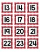French Calendar Set / Ensemble de Calendrier