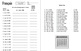 French Calendar Writing 15 French Dates Worksheet