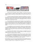 French Canadian Immigration to New England; Reading Activity