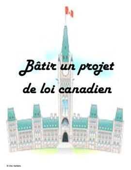 French - Canadian Federal Government Bill Project