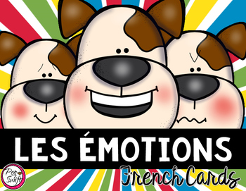 French Cards - Les émotions
