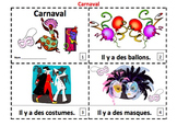 French Carnival Booklets - Carnaval