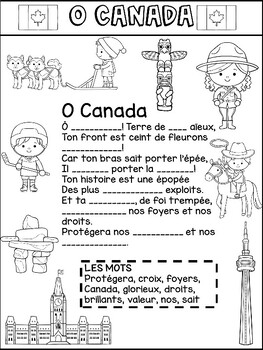french catholic prayers et french o canada interactive activities and printables. Black Bedroom Furniture Sets. Home Design Ideas