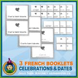 ⭐SALE⭐ French Celebrations & Dates • 3 Reading & Writing B