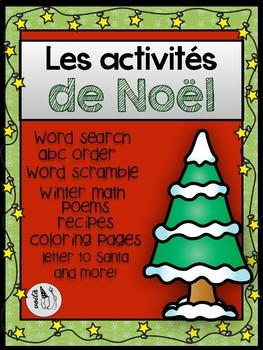 French Christmas Activities (Joyeux Noël)