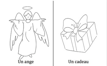 French Christmas Activity Pack