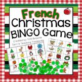 French Christmas Bingo - Bingo de Noel